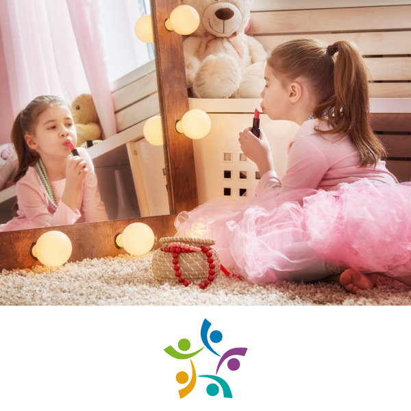 Let's Play Dress-Up! The Benefits of Dress-Up Play for Kids