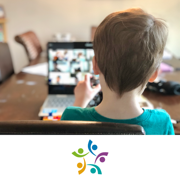 How to Help Virtual Learners with Building Positive Relationships in Early Childhood