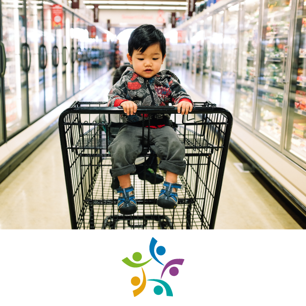 Parenting in the Time of Pandemic – The Grocery Store